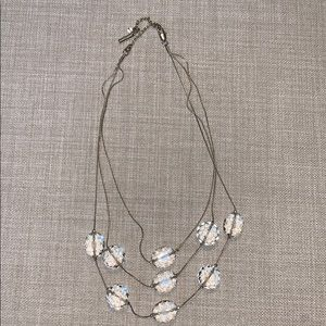 Kenneth Cole Jewelry - triple strand necklace